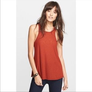 FREE PEOPLE Long Beach Tank Top Size S/P